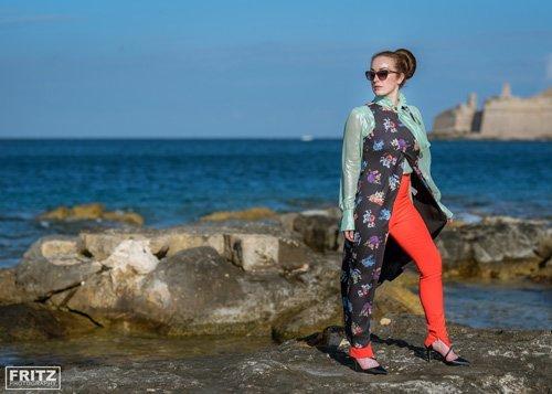 Blog on Life Fashion MANGANO photo by Fritz Von Weinsberg