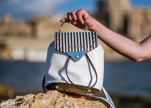 Blog on Life Fashion MANGANO springsummer 2018 backpack