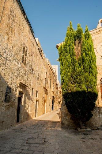 Blog on Life Malta Mdina streets old capital
