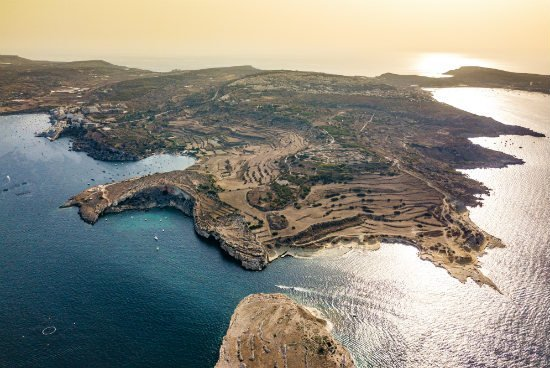 Blog on Life Malta Mistra bay ph Alex Turnbull