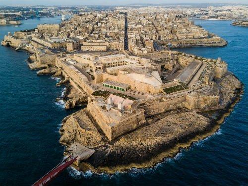 Blog on Life Malta Valletta Fort St. Elmo ph Alex Turnbull