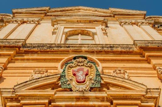 Blog on Life Mdina St. Pauls cathedral ph Alex Turnbull