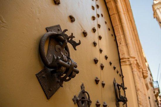 Blog on Life Mdina The Silent City old doors