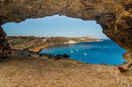 Blog on Life Travel Malta Gozo Mixta cave ph Alex Turnbull