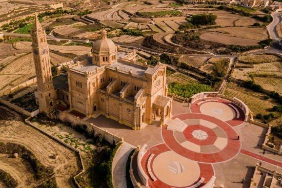 Blog on Life Travel Malta Gozo Ta Pinu church