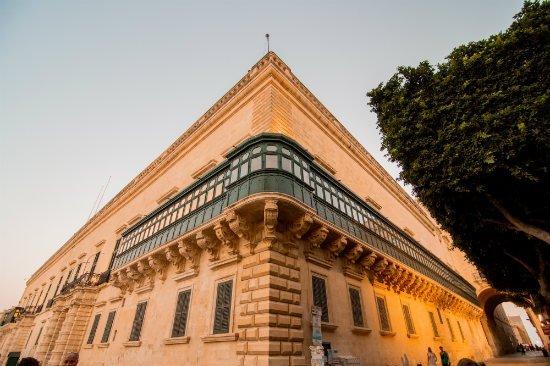 Blog on Life Valletta Grandmasters Palace ph Alex Turnbull
