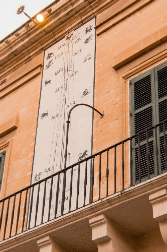 Blog on Life Valletta Republic street astrology zodiac