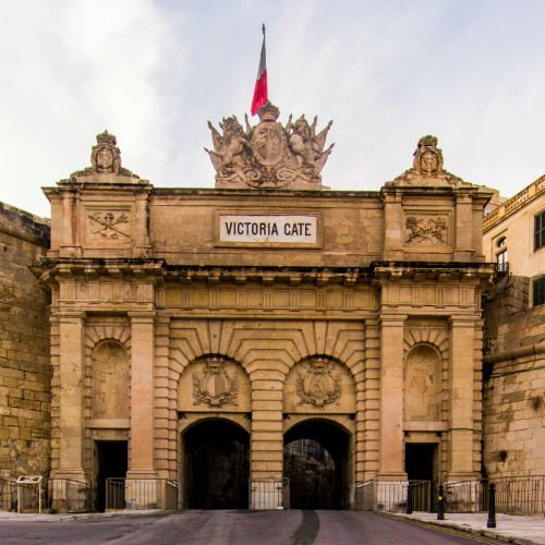 Blog on Life Valletta Victoria Gate ph Alex Turnbull