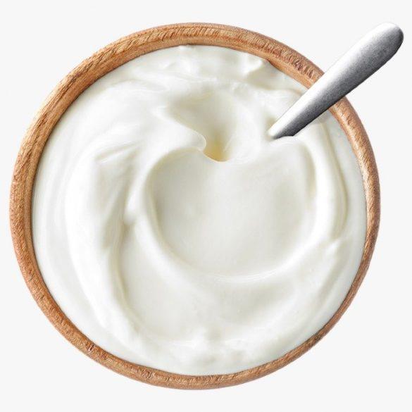 Blog on Life homemade scalp mask recipe yoghurt honey