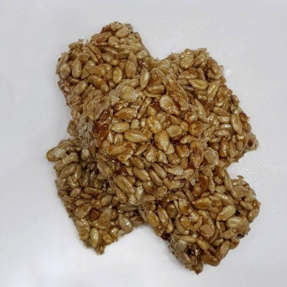 Blog on Life homemade honey caramelized brittle Gozinaki recipe sunflower seeds