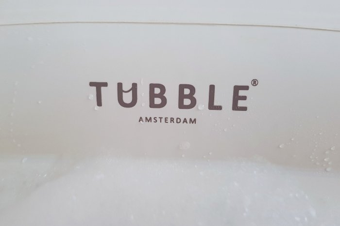 Blog on Life Royale ambient taupe air bath by Tubble
