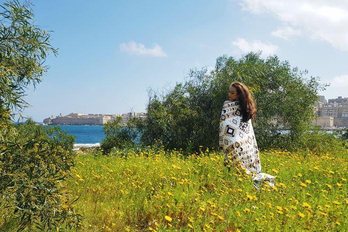 Blog on Life Into the Wild XL beach towel by Tesalate Austraslia
